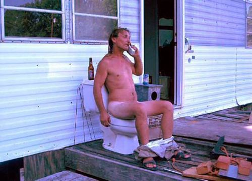 funny-man-on-toilet-redneck-hick-white-trash